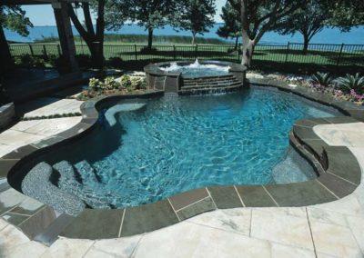 Pebble Pool